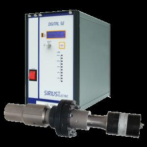Generatore SE-2020 - Sirius Electric Vigevano PV Italia - Macchine saldatura materie plastiche