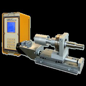 Attuatore elettrico USP-A_2015 - Sirius Electric Vigevano PV Italia - Macchine saldatura materie plastiche