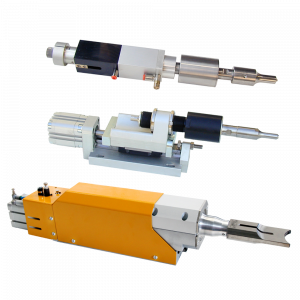 Attuatori - Sirius Electric Vigevano PV Italia - Macchine saldatura materie plastiche