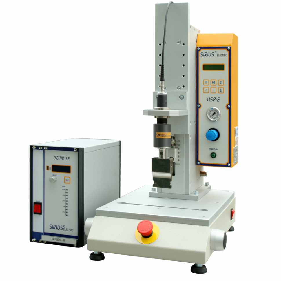 Compact - Sirius Electric Vigevano PV Italia - Macchine saldatura materie plastiche