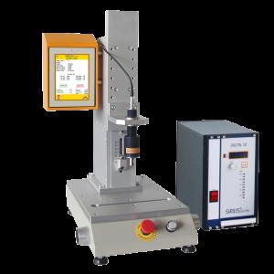 Compact-Micro - Sirius Electric Vigevano PV Italia - Macchine saldatura materie plastiche